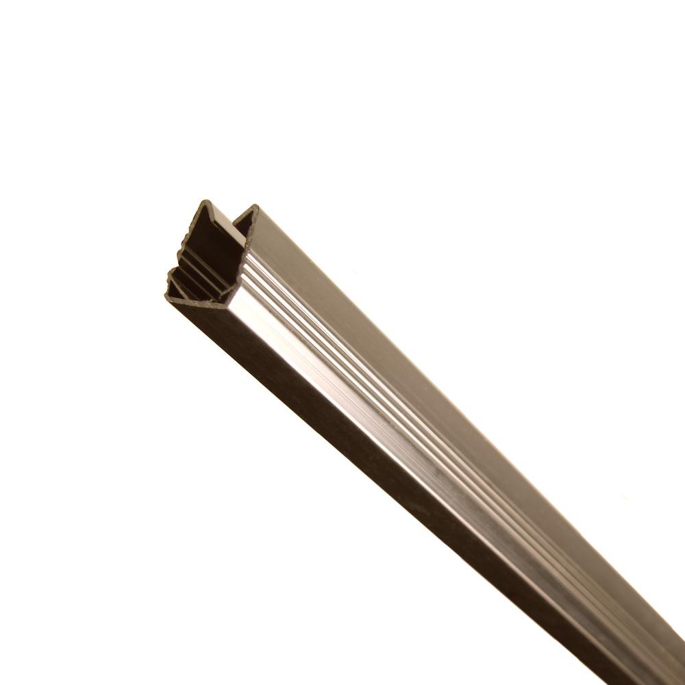 fensoplate composite Fensoplate Composite Bodemprofiel 2D L:247cm  RAL 8017