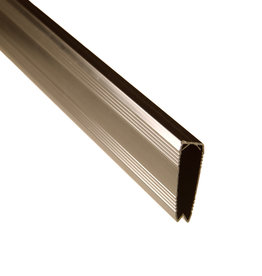 fensoplate composite Fensoplate Composite Topprofil 3D L:247cm  RAL 8017