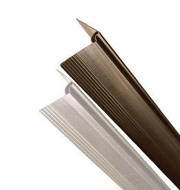 fensoplate composite Fensoplate Composite Nose Profile V-Large L:247cm RAL 8017