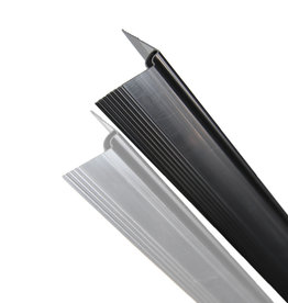 fensoplate composite Fensoplate Composite Perfil Plegue V-large L:247cm  RAL 8017