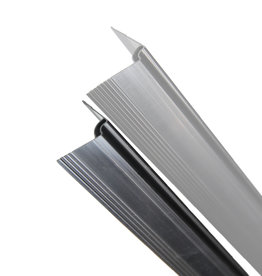 fensoplate composite Fensoplate Composite Profil du nez V-Small L:247cm  RAL 7016