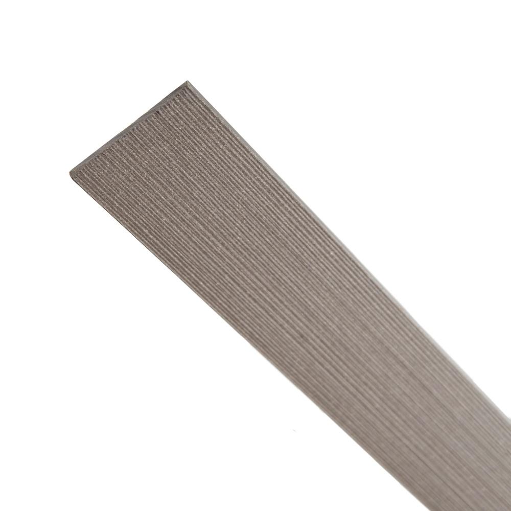 fensoplate composite Fensoplate Composite Kit 3D M:50 H:123 cm V-Small Wenge Brown