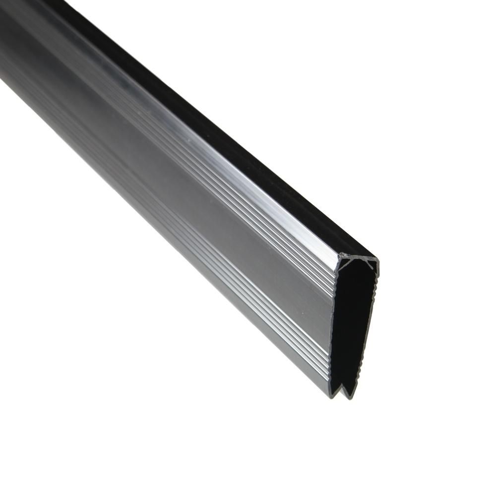 fensoplate composite Fensoplate Composite Kit 3D M:50 H:103 cm V-Large Wenge Brown