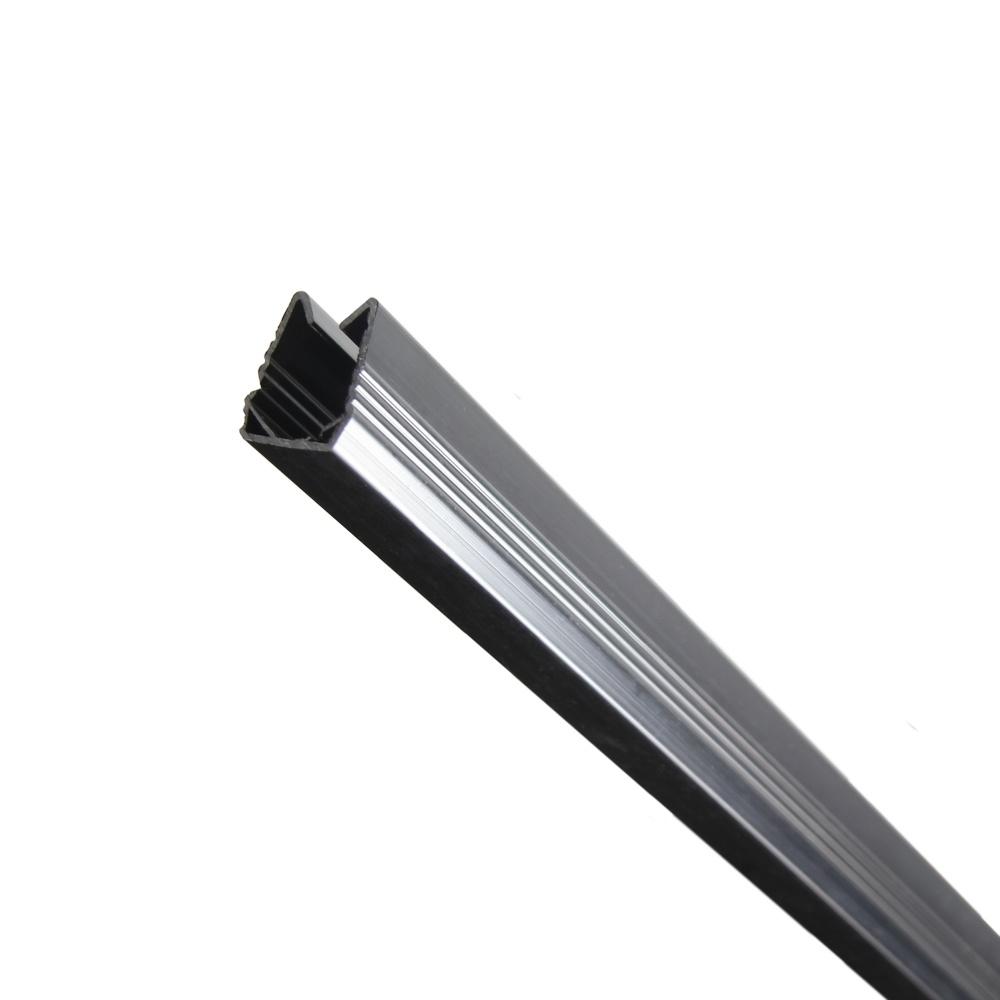 fensoplate composite Fensoplate Composite Kit 3D M:50 H:153 cm V-Large Graphite Black