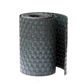 fensoband FENSOBAND  WICKER H:190 mm anthracite    Nieuw