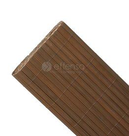 fensoscreen Fensoscreen Tropisch Braun L:300 h:150cm