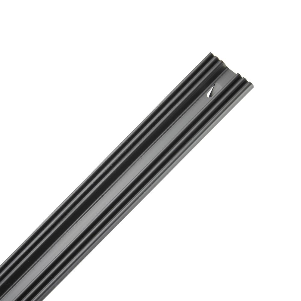 fensoplate PRO Fensoplate PRO M:50 H:153 L:250 Lamelle 43mm Schwarz