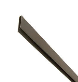 fensoscreen Fensoscreen topprofiel grijs L:150cm