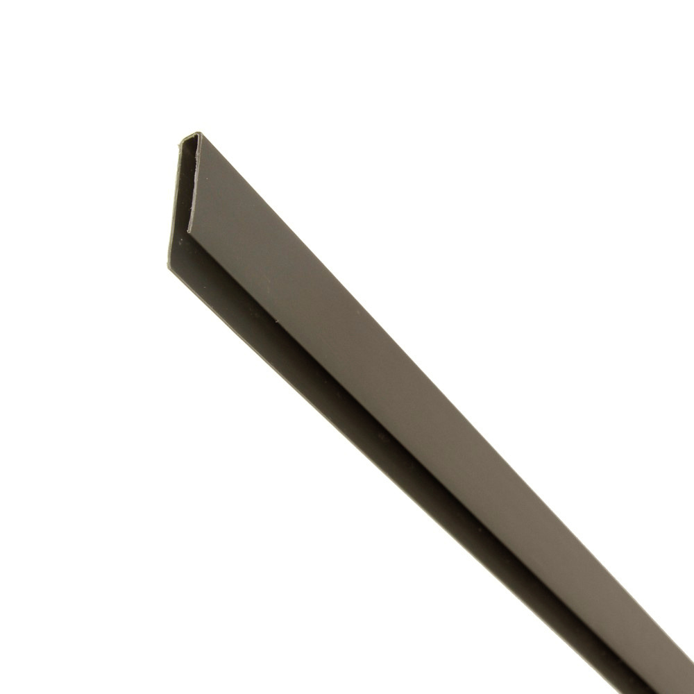 fensoscreen Fensoscreen topprofiel grijs L:200cm