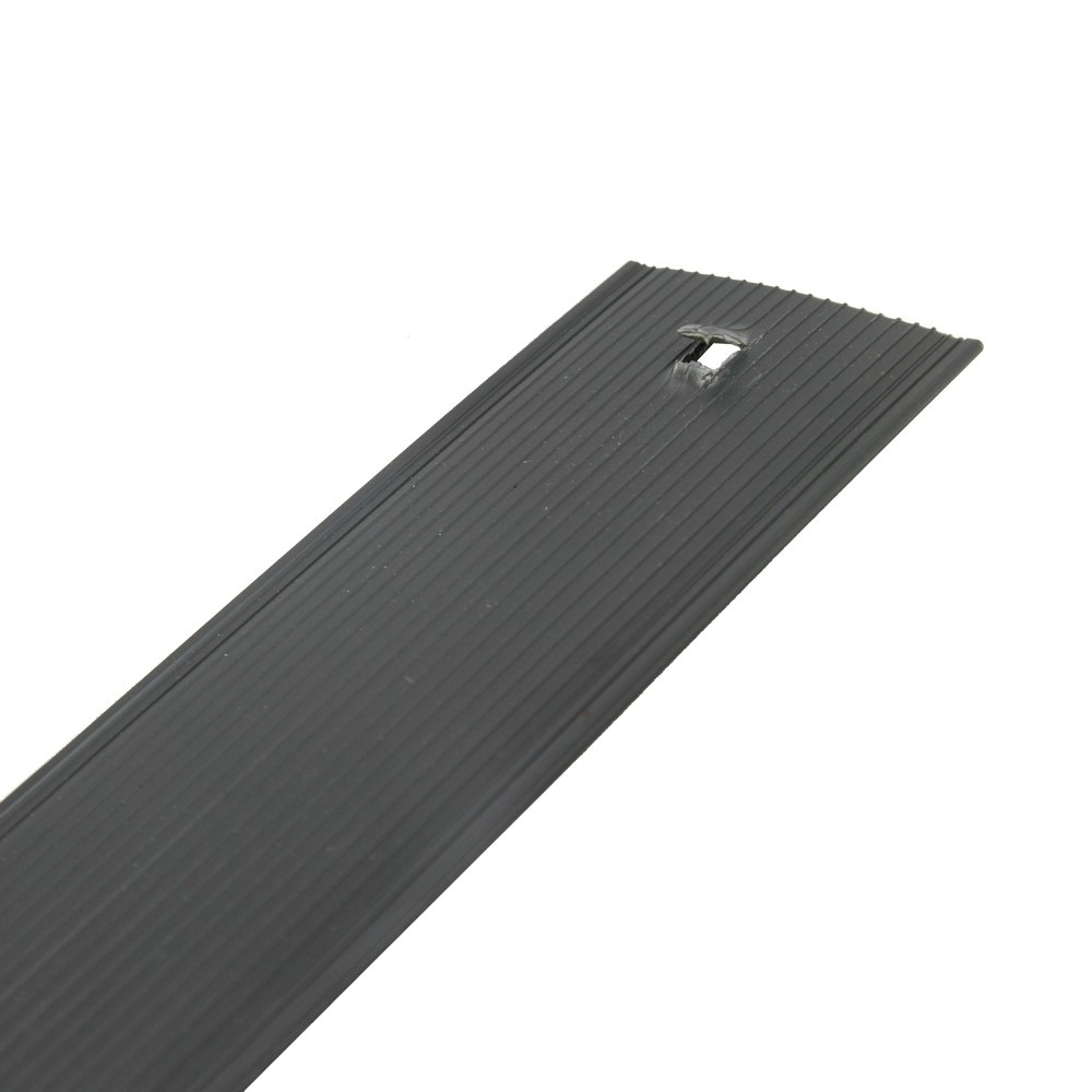 fensoplate Fensoplate 3D Plate 48 Antracite 153 cm