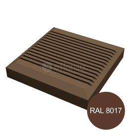 Duo Fuse Afdekkap Classic 110mm tropical brown