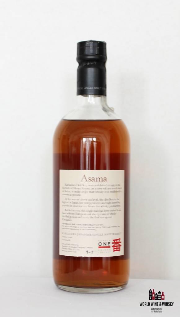Karuizawa Karuizawa Asama 1999/2000 2012 46% 1-7