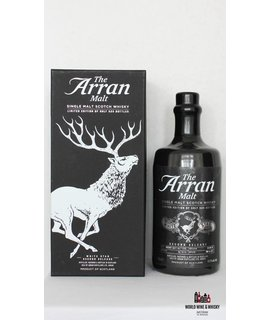 Arran Arran 20 Year Old 1996 2016 The White Stag - Second Release 49.5%