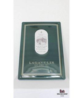 Lagavulin IJzeren Lagavulin reclamebord