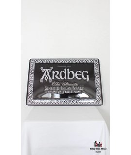 Ardbeg Iron Ardbeg billboard plate sign
