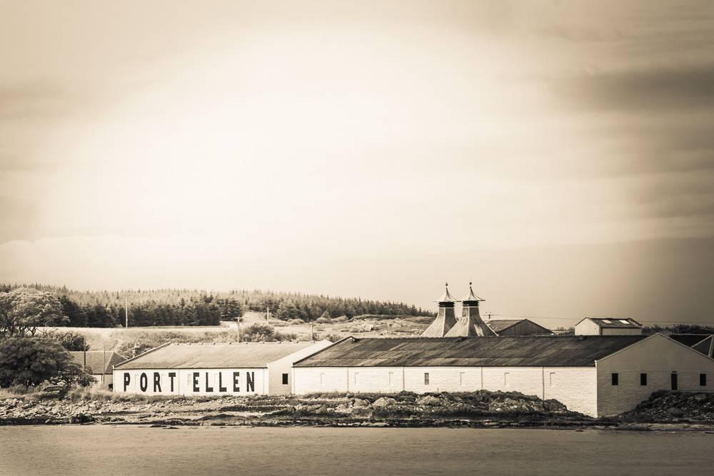 Het is Port Ellen Whisky Week bij World Wine & Whisky.