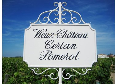 Chateau Vieux Chateau Certan