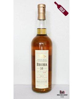 Brora Brora 35 jaar oud 1977 2012 48.1%