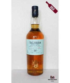 Talisker Talisker 35 jaar oud 1977 2012 54.6% Limited Edition