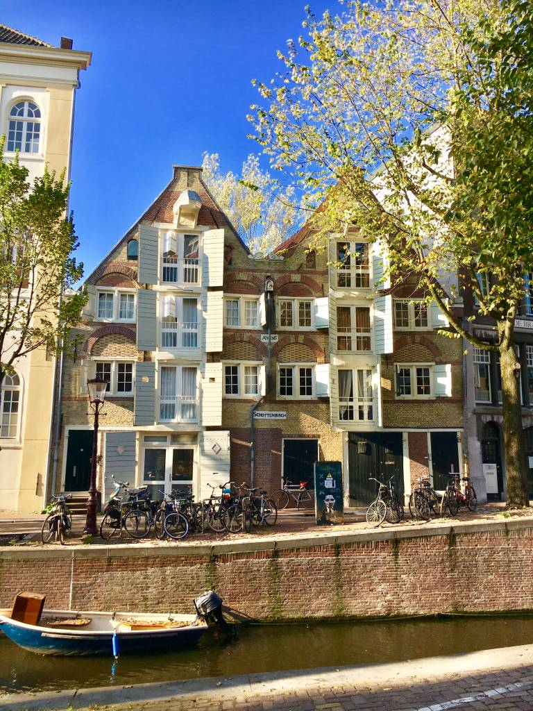 Oldest warehouse of Amsterdam