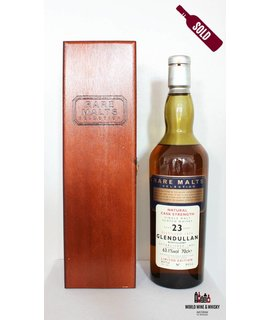 Glendullan Glendullan 23 Years Old 1974 1998 Rare Malts Selection 63.1%