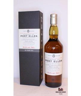 Port Ellen Port Ellen 8th Release 29 Years Old 1978 2008  55.3%