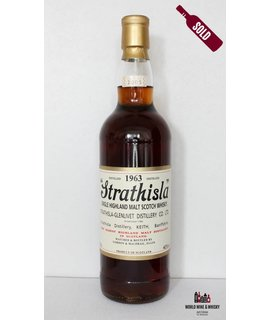 Strathisla Strathisla 42 Years Old 1963 2005 40%