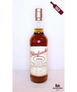 Glenfarclas Glenfarclas 50 Years Old 1956 2006 Cask 1779 For Friends Edition No. 2 50%