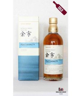 Yoichi Nikka Yoichi Peaty & Salty 2015 55% Distillery Limited