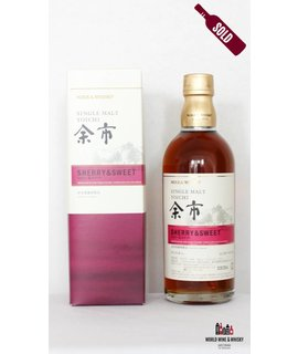 Yoichi Nikka Yoichi Sherry & Sweet 2015 55% Distillery Limited