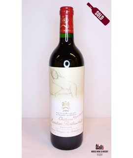 Mouton Rothschild Mouton Rothschild 1993