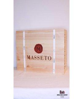 Masseto Tenuta dell' Ornellaia Masseto 2014 (OWC of 3 bottles)