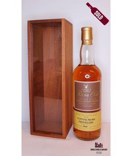 Convalmore Convalmore 36 Years Old 1960 1996 Rare Old Gordon & Macphail 40%