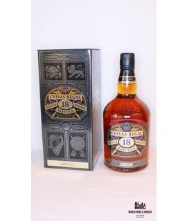 Chivas Regal Chivas Regal 18 Years Old 40% (1 Litre)