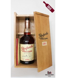 Glenfarclas Glenfarclas 15 jaar oud 1991 2007 The Family Casks 57.9%