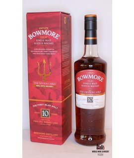 Bowmore Bowmore 10 Years Old 2004 2014 The Devil's Casks - Small Batch Release II 56.3%