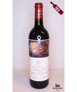 Mouton Rothschild Mouton Rothschild 1998 12,5%