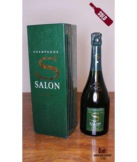 Salon Salon Blanc de Blancs Le Mesnil 1996