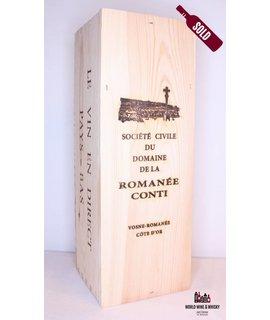 Domaine de la Romanée Conti Domaine de la Romanée Conti Grands Echezeaux 2014 - DRC (in OWC)