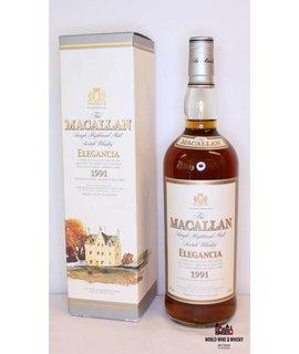 Macallan Macallan 12 Years Old 1991 2003 Elegancia 1 Litre 40%