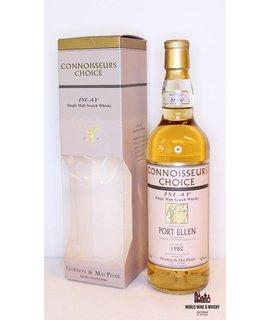 Port Ellen Port Ellen 24 Years Old 1982 2006 Gordon & MacPhail – Connoisseurs Choice 40%