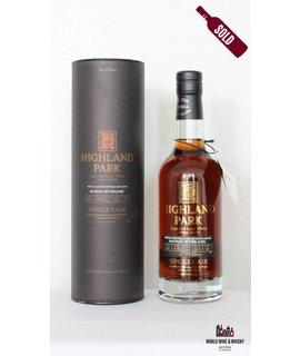 Highland Park Highland Park 16 Year Old 1990 2006 58.7% Maxxium Netherlands 35cl