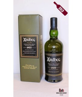 Ardbeg Ardbeg 26 Years Old  1977 2003 46%