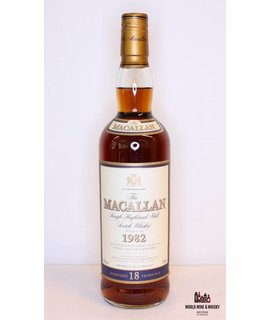 Macallan Macallan 18 Years Old 1982 2000 Sherry Cask 43%