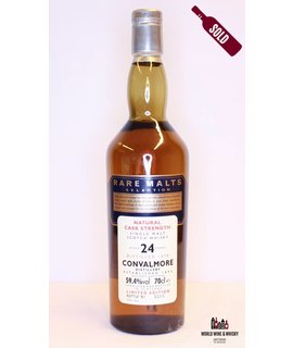 Convalmore Convalmore 24 Years Old 1978 2003 Rare Malts Selection 59.4%