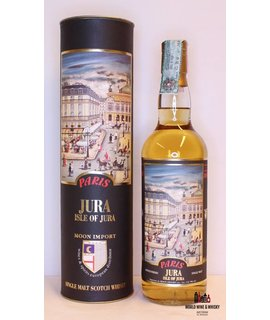Isle of Jura Isle of Jura 13 Years Old 1991 2004 Paris Moon-Import 46%