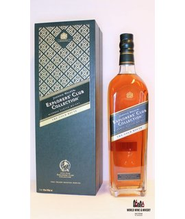 Johnnie Walker Johnnie Walker Explorers' Club Collection - The Gold Route 40% (1L)