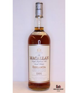Macallan Macallan 12 Years Old 1991 2003 Elegancia 1 Litre 40% (Without box)