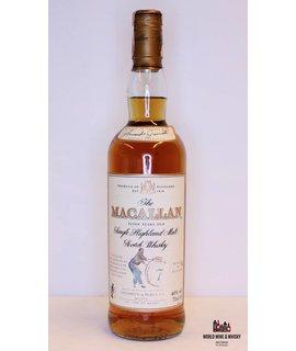 Macallan Macallan 7 Years Old 1995 2002 Giovinetti & Figli import 40%