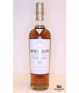 Macallan Macallan 18 Years Old Fine Oak 2007 43%